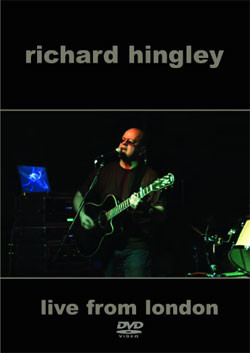 richard hingley - live from london DVD